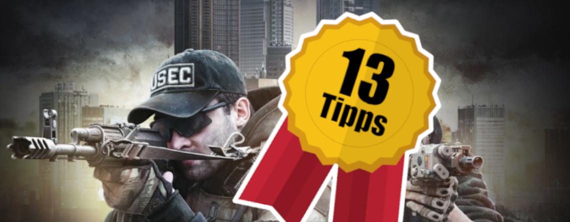 Escape from Tarkov: 13 Tipps für Anfänger, die euch 2020 den Einstieg erleichtern