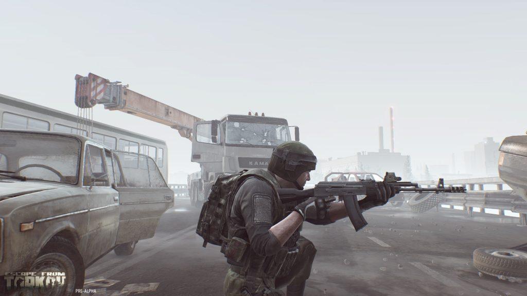 Escape from Tarkov Gewehr 2