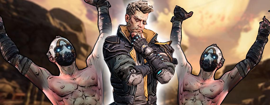 Borderlands 3: Dieser bekloppte Zane-Build schmeißt eure Feinde einfach von der Karte