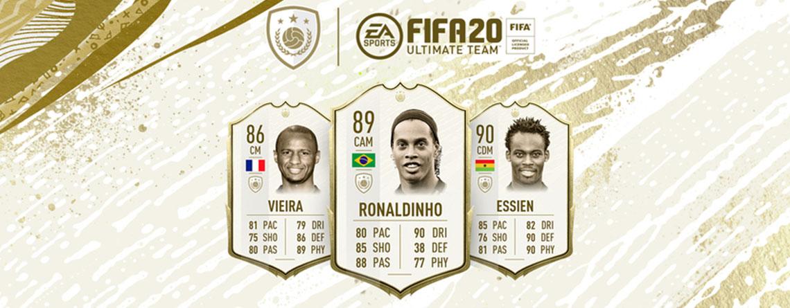 FIFA 20: So holt ihr das meiste aus Icon Swaps 2