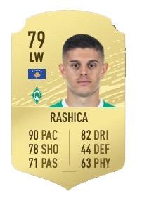 FIFA 20 Rashica
