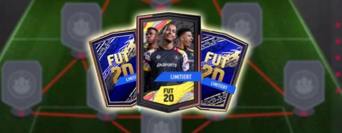 FIFA 20: Diese 5 SBCs liefern euch starke Packs für wenig Münzen