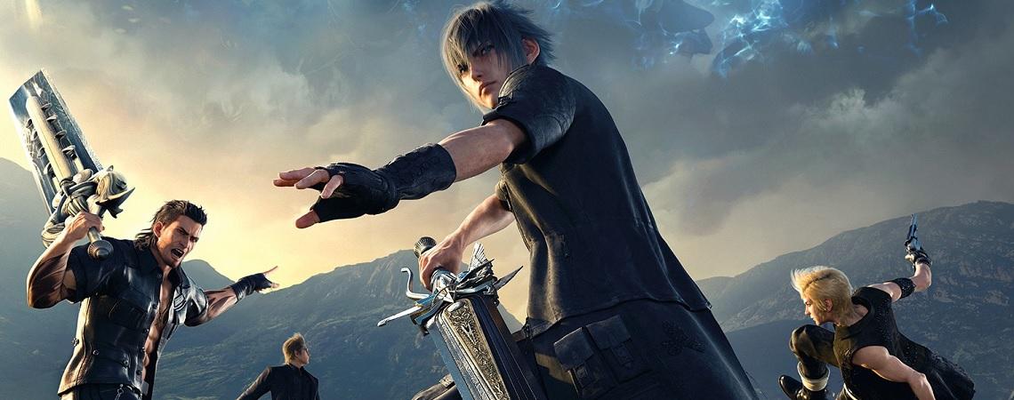 Final Fantasy XV bekommt neues Mobile-MMORPG, das global erscheinen soll