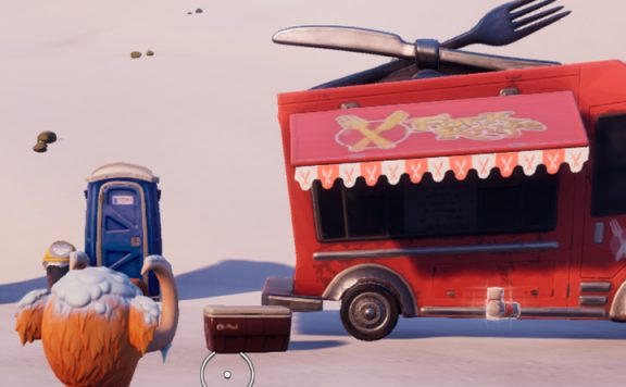 Fortnite Food Truck Titel