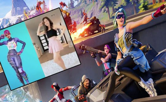 Fortnite-Twitch-Streamerin-