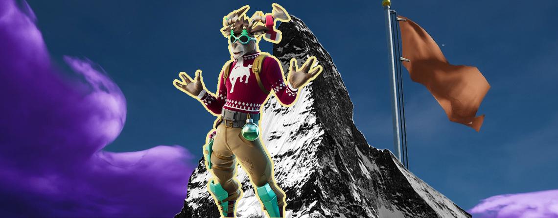 Fortnite: Tanze auf der Spitze von Berg Kay, H7 und F8 – Fundorte