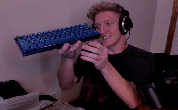 Fortnite tfue tastatur titel