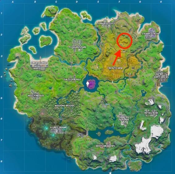 Fortnite-versteckter-zwerg-map