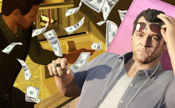 GTA Online Casino Heist Geld Spiehalle Titel
