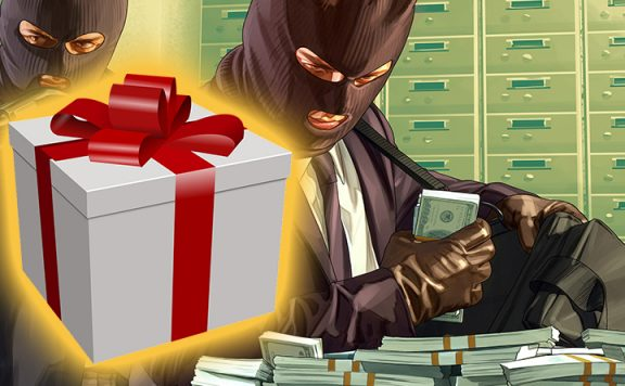 GTA Online Geld Geschenk Titel