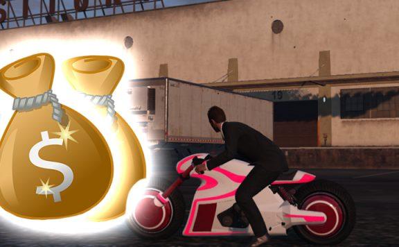 GTA Online Geld Shotaro Titel