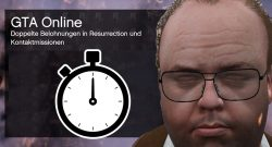 GTA Online Ladebildschirm Lester Titel Zeit