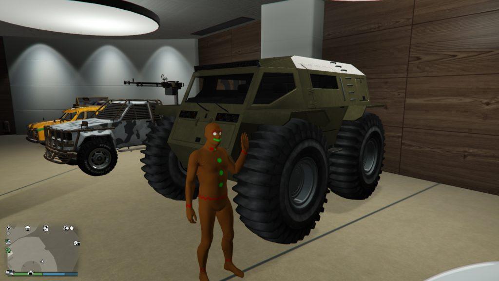 GTA Online Zhaba Garage 2