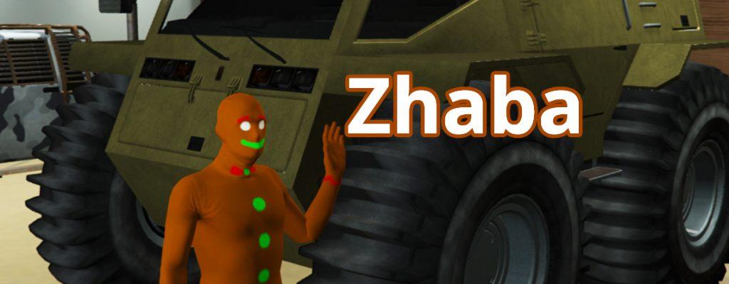 GTA Online Zhaba Titel