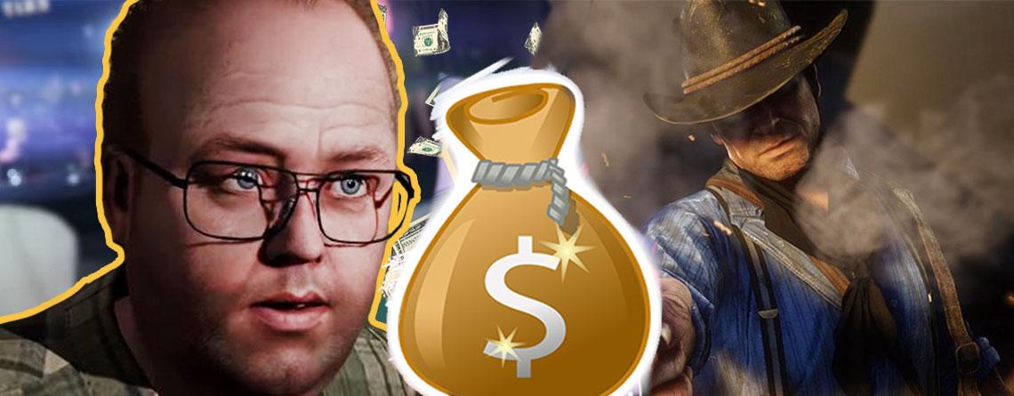 GTA und Red Dead Online verteilen richtig starke Geschenke – so kriegt ihr sie