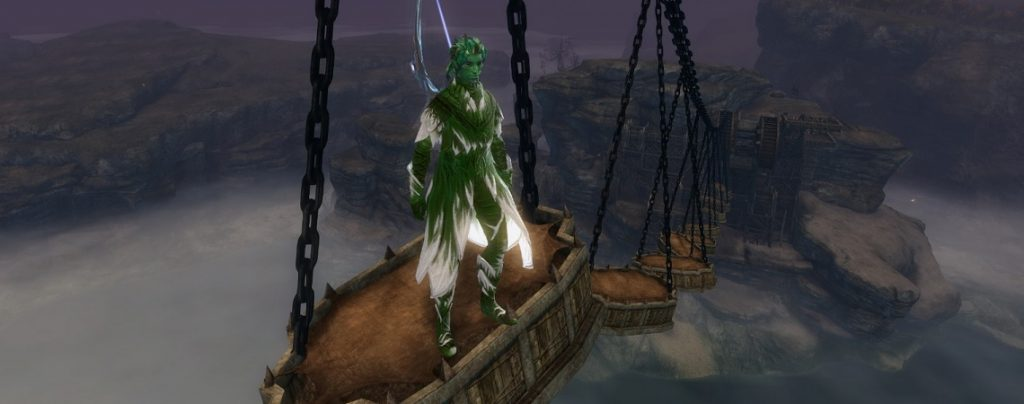 Guild Wars 2 Jumping Puzzle Sputti