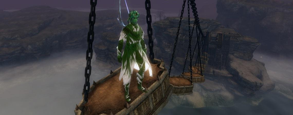 Guild Wars 2 hat das, was anderen MMORPGs fehlt: Herrliche Sprungrätsel