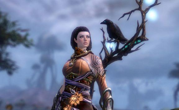 Guild Wars 2 Legendary Nimmermehr Stab Titel