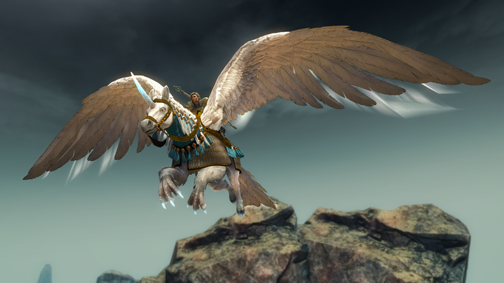Pegasus-Greif GW2