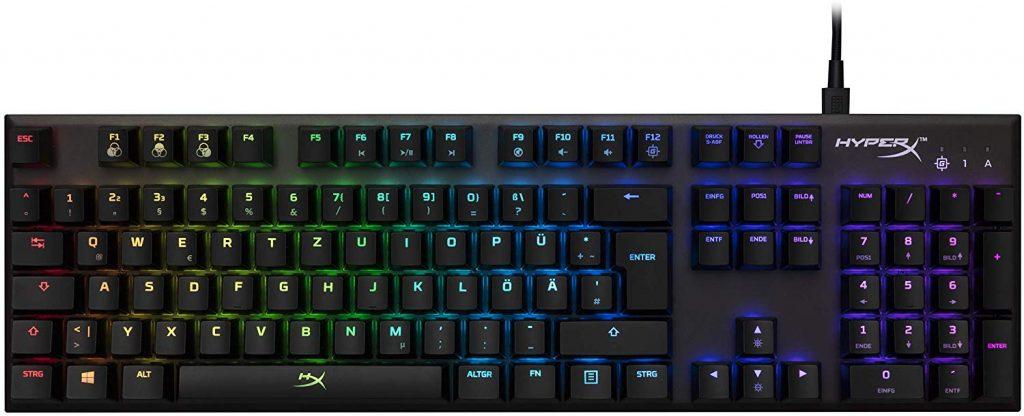 HyperX-Alloy FPS RGB - Tastatur