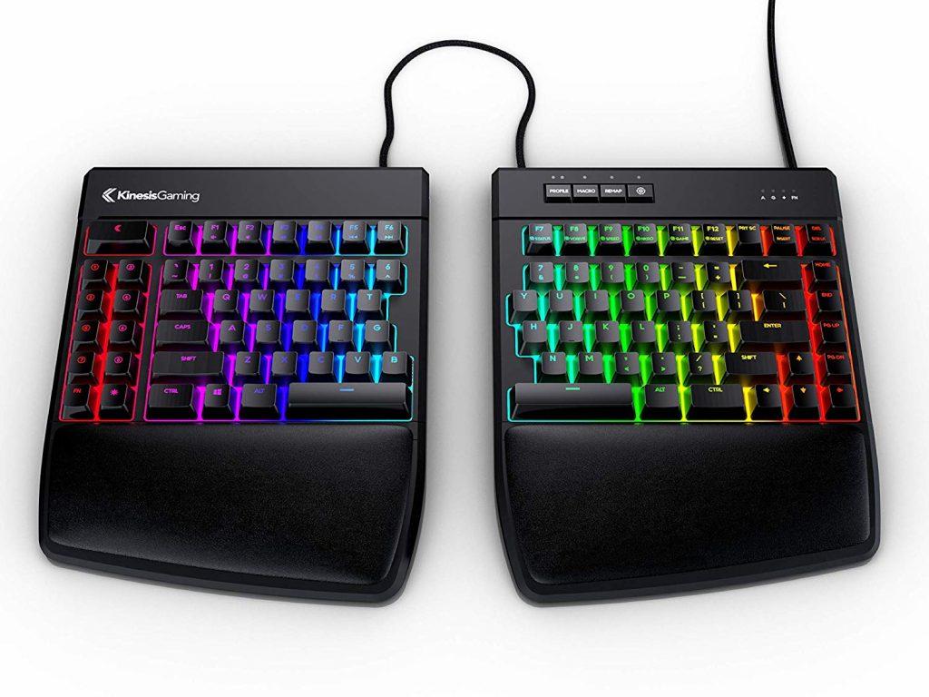 Kinesis Freestyle RBG Gaming Tastatur Ergonomisch