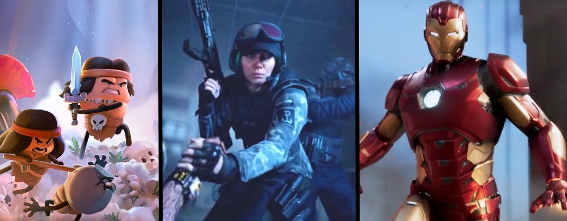 Die 10 spannendsten Koop-Games, die 2020 neu erscheinen sollen