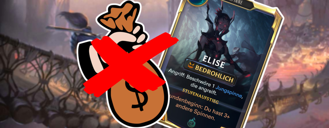 So kommt ihr in Legends of Runeterra schnell an Karten, ohne sie zu kaufen