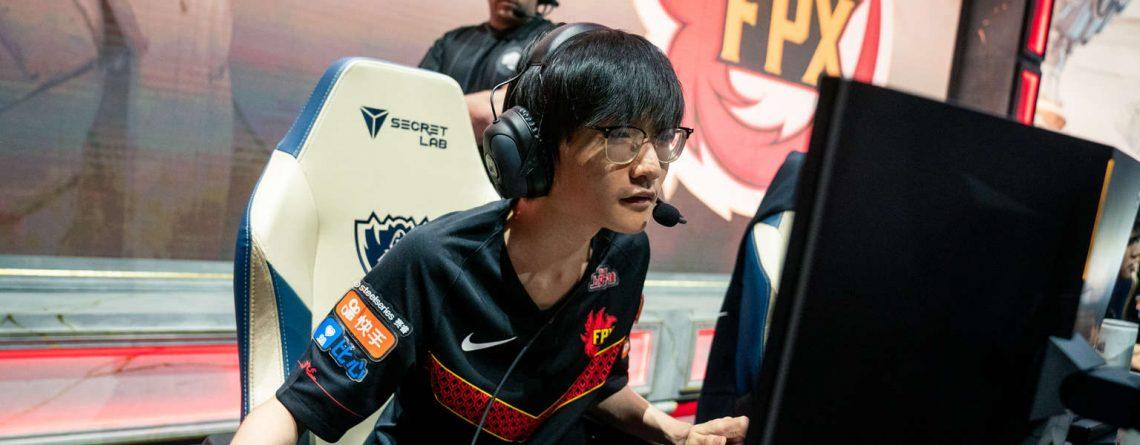 Tian wurde aus dem Nichts zum LoL-Weltmeister – Karriere begann mit Traum