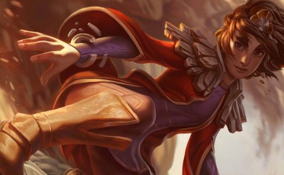 Lol Taliyah header