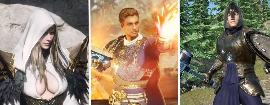 6 MMORPGs, die 2020 kommen sollen – Aber wir haben Zweifel