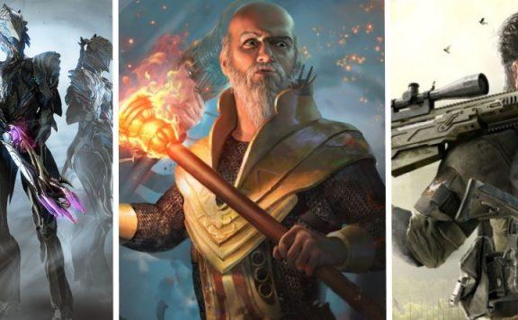 5 MMOs und Onlinespiele für Leute, die gerne komplexe Builds bauen