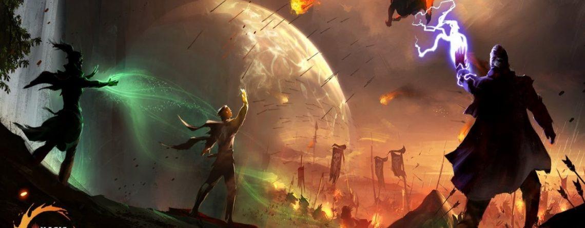 Warum das versprochene neue Magic-MMORPG nun doch kein MMORPG wird