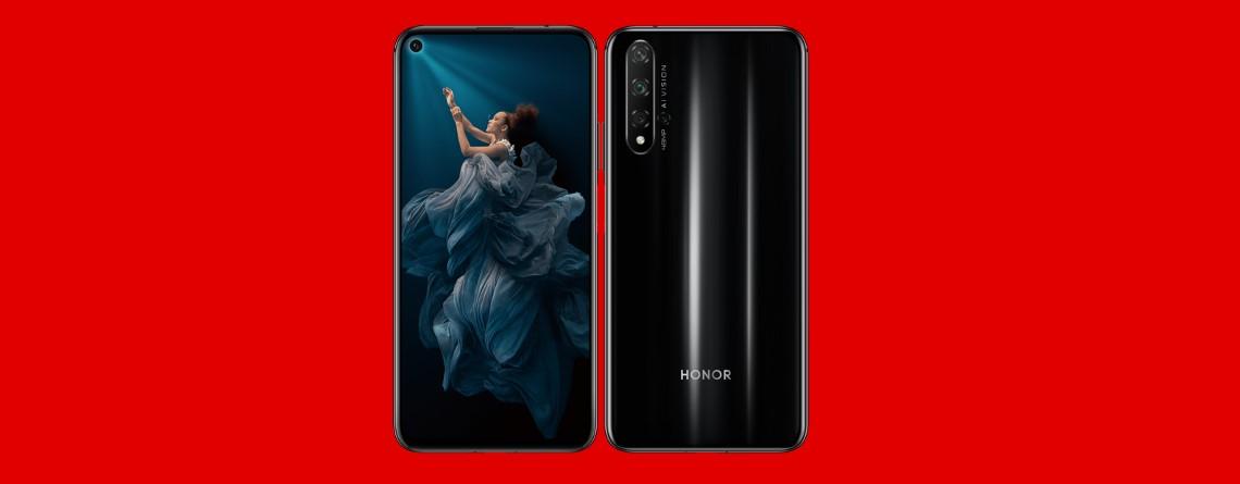 Smartphone-Fieber bei MediaMarkt: Honor 20 und mehr reduziert