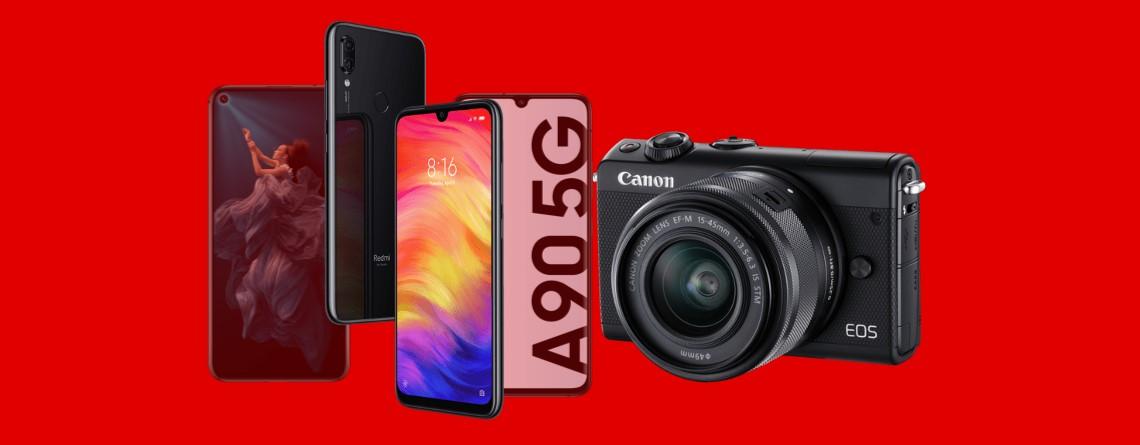 Smartphones, Canon-Systemkamera und mehr bei MediaMarkt reduziert