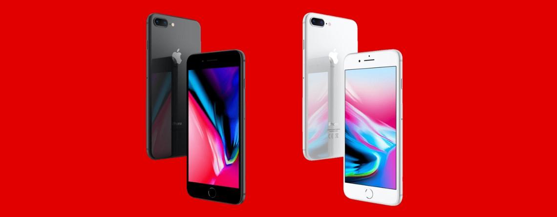 Apple iPhone 8 Plus mit 256 GByte zum Bestpreis bei MediaMarkt