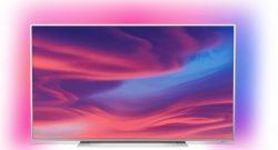 Riesiger 4K-Fernseher von Philips mit Ambilight bei MediaMarkt reduziert