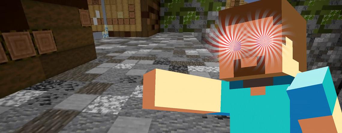 "Verrücktes Texture-Pack in Minecraft: ""So muss sich LSD anfühlen"""