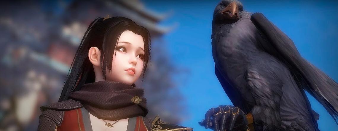 Kriegt das wunderschöne MMORPG Moonlight Blade je einen EU-Release?