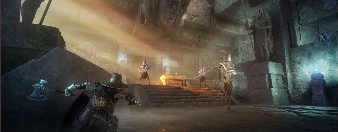 Neues MMO New World zeigt erste Videos zum Kampf – Erstaunlich dynamisch