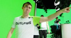 Overwatch League Houston Outlaws Muma Shot Finger titel