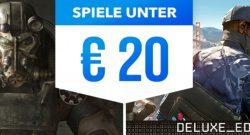 Neuer Sale im PS Store lockt mit PS4-Spielen unter 20€ – Das sind die Highlights