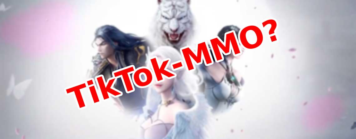 TikTok ist riesig und wächst immer weiter: Jetzt wollen sie MMOs machen