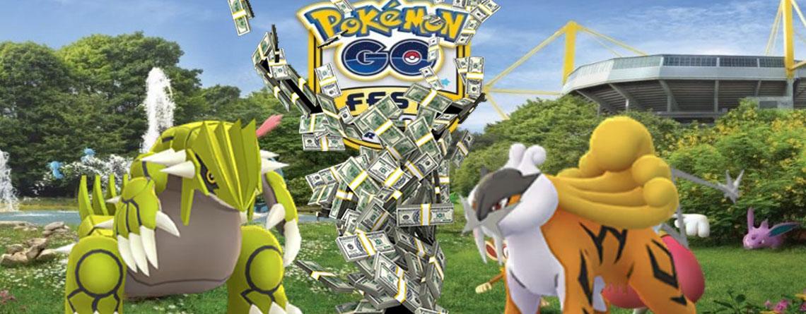 Pokémon-GO-Touristen sorgen für Millionen-Umsatz – Was steckt dahinter?