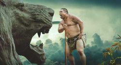 Spott Mann Löwenkopf Titel 2