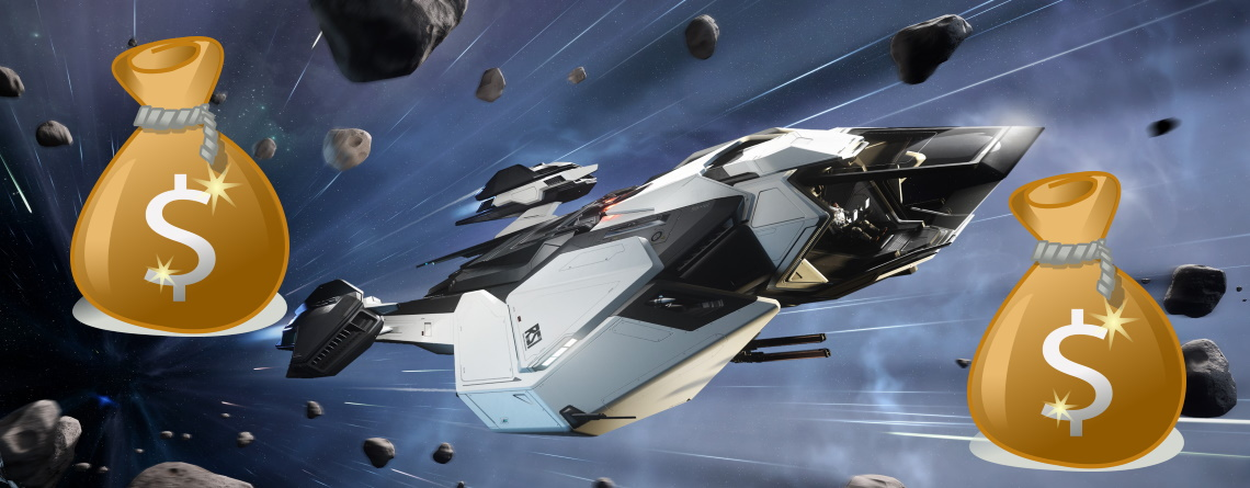 Star Citizen Crowdfunding