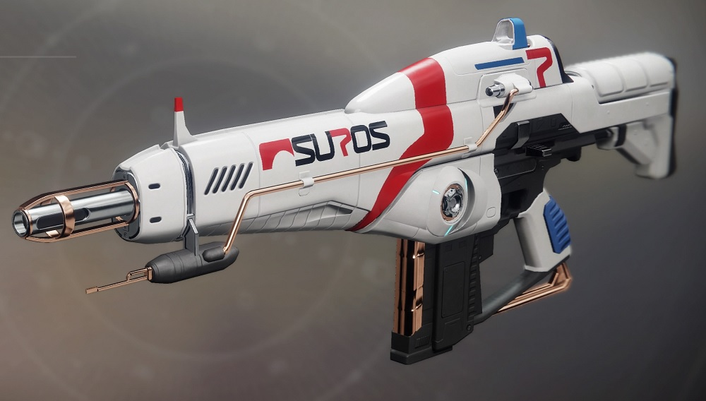 Suros-Regime Ornament Destiny