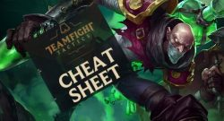 TFT-Header Cheat Sheet