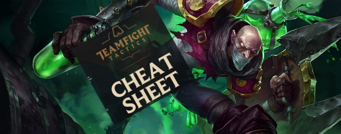 TFT: Mit dem ingame Cheat Sheet seht ihr alle Champion-Infos, während ihr spielt
