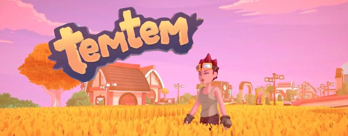 Temtem gilt als Pokémon-MMO: Seht hier 17 Minuten Gameplay
