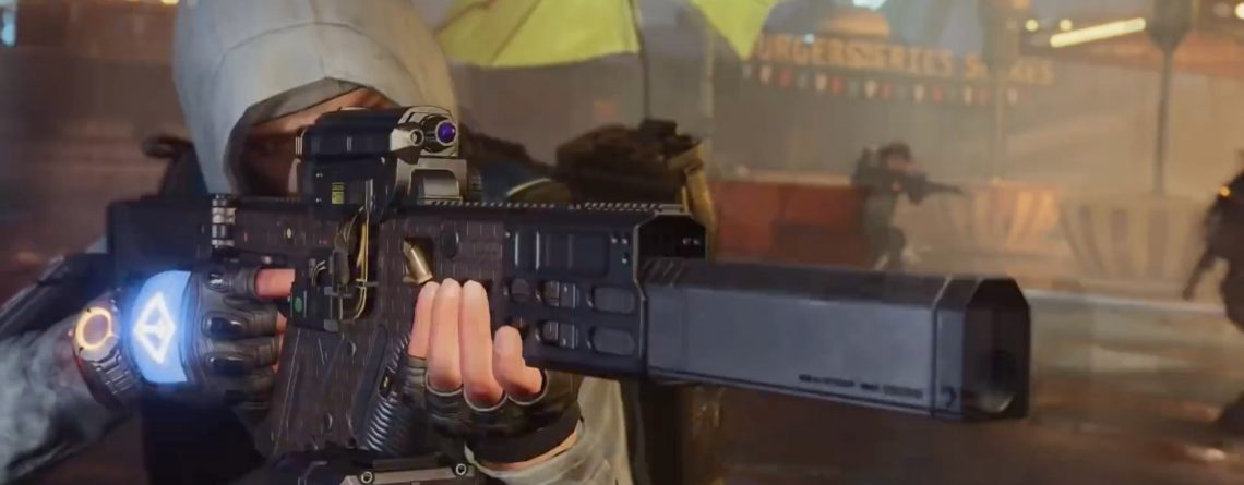 The Division 2: Das kann die Chameleon – Das neue Waffen-Exotic aus Episode 3